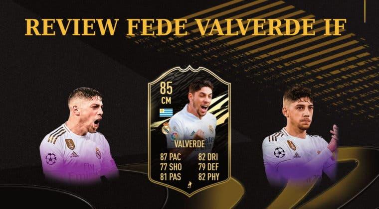 Imagen de FIFA 21: review de Fede Valverde IF