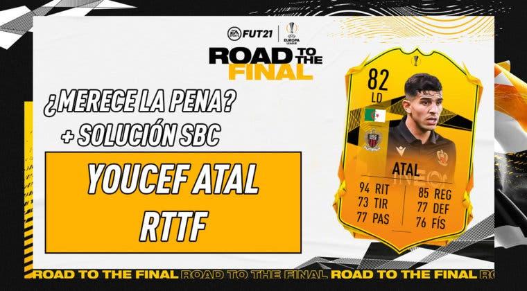 Imagen de FIFA 21: ¿Merece la pena Youcef Atal RTTF? + Solución de su SBC