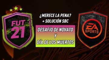 """Imagen de FIFA 21: ¿Merecen la pena los SBC's """"Desafío de novato"""" y """"Desafío Día de los muertos""""?"""