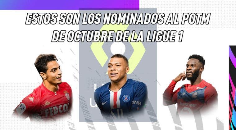 Imagen de FIFA 21: estos son los nominados al POTM de octubre de la Ligue 1