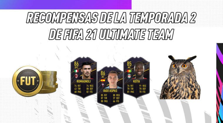 Imagen de FIFA 21: estas son las recompensas de la Temporada 2 de Ultimate Team