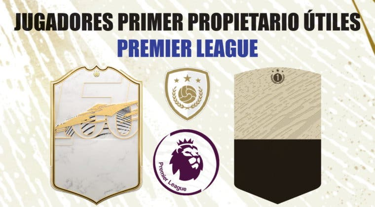 Imagen de FIFA 21 Icon Swaps: cartas de la Premier League Primer Propietario que deberías guardar para posibles objetivos