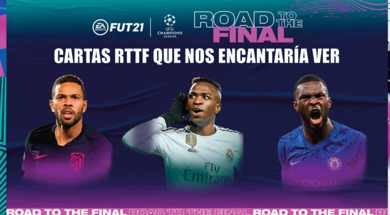 Imagen de FIFA 21: cartas RTTF que nos encantaría ver en el segundo equipo
