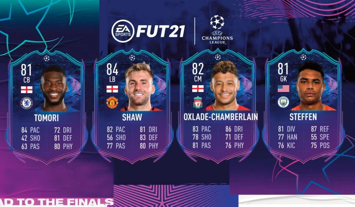 FIFA 21 Ultimate Team RTTF Premier League