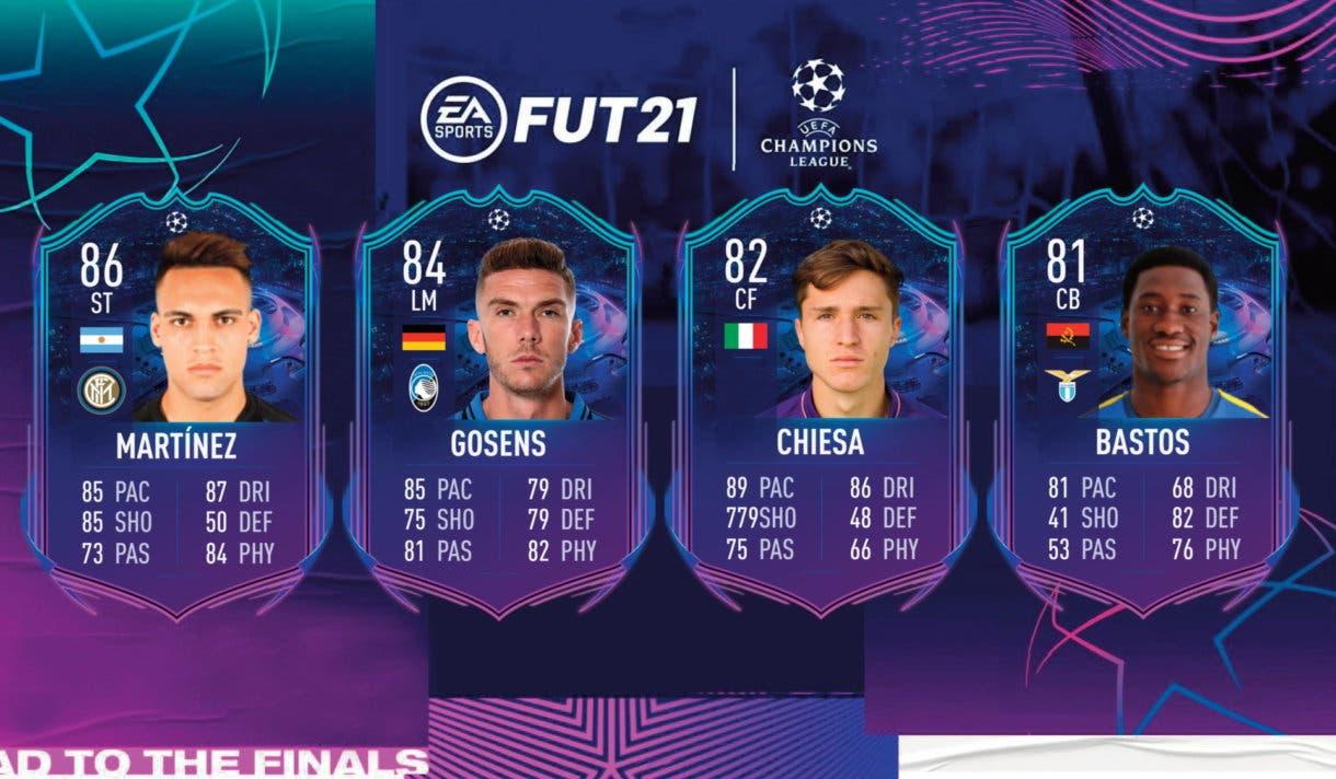 FIFA 21 Ultimate Team RTTF Serie A