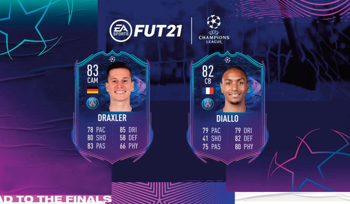 FIFA 21 Ultimate Team RTTF Ligue One