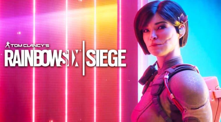Imagen de Rainbow Six Siege: Operation Neon Dawn luce a Aruni en un primer y extenso gameplay