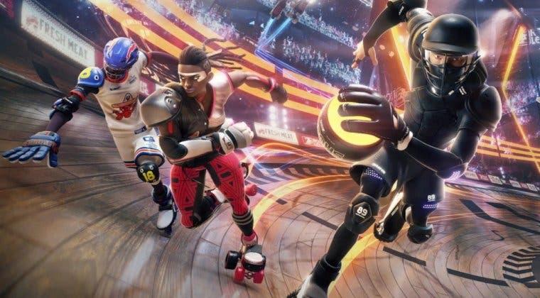 Imagen de El lanzamiento de Roller Champions sigue estando planificado para principios del próximo año