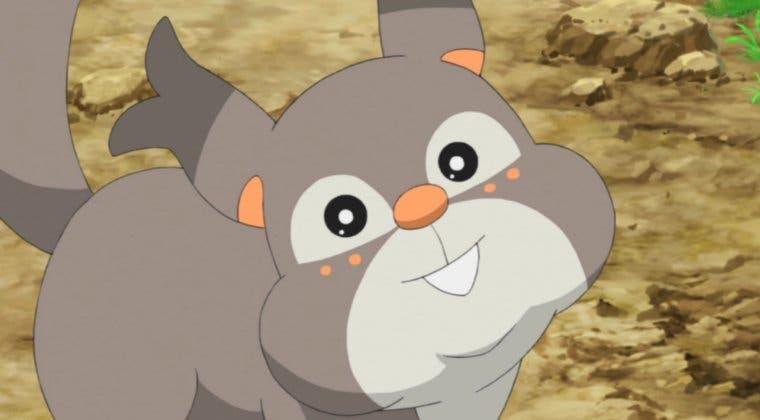 Imagen de Pokémon Espada y Escudo inician un evento protagonizado por Skwovet shiny