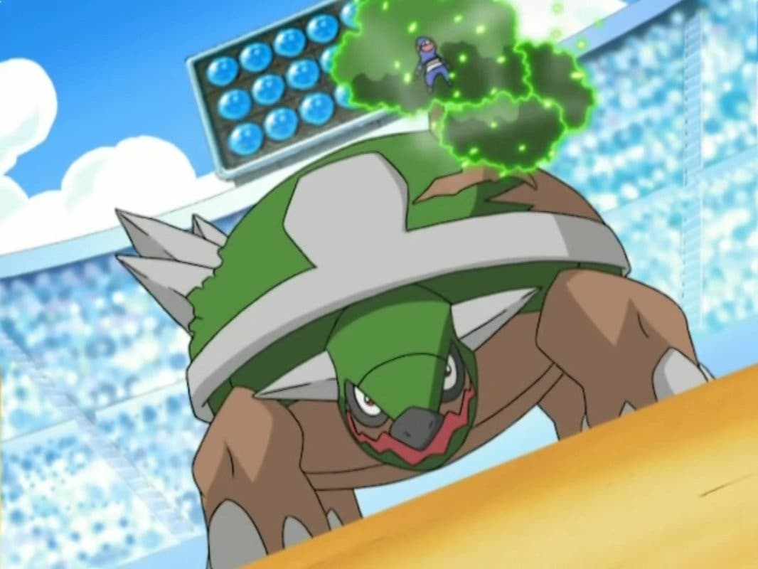 Torterra Pokemon inicial