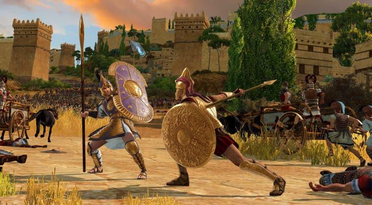 Imagen de Total War Saga: TROY dará inicio a la beta de su multijugador esta semana