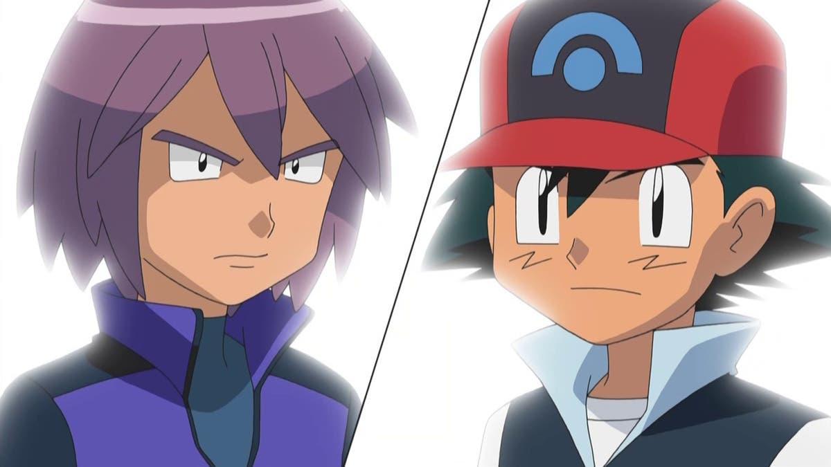 anime de Pokémon Ash y Polo