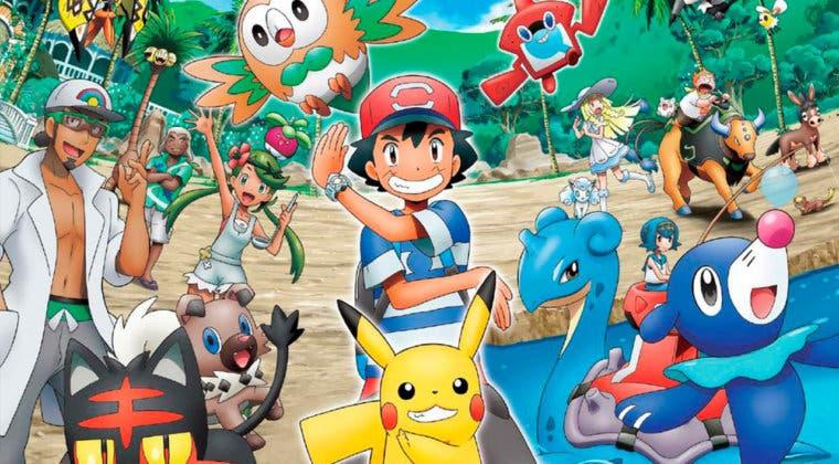 Imagen de Resumen del anime de Pokémon: Estancia en Alola