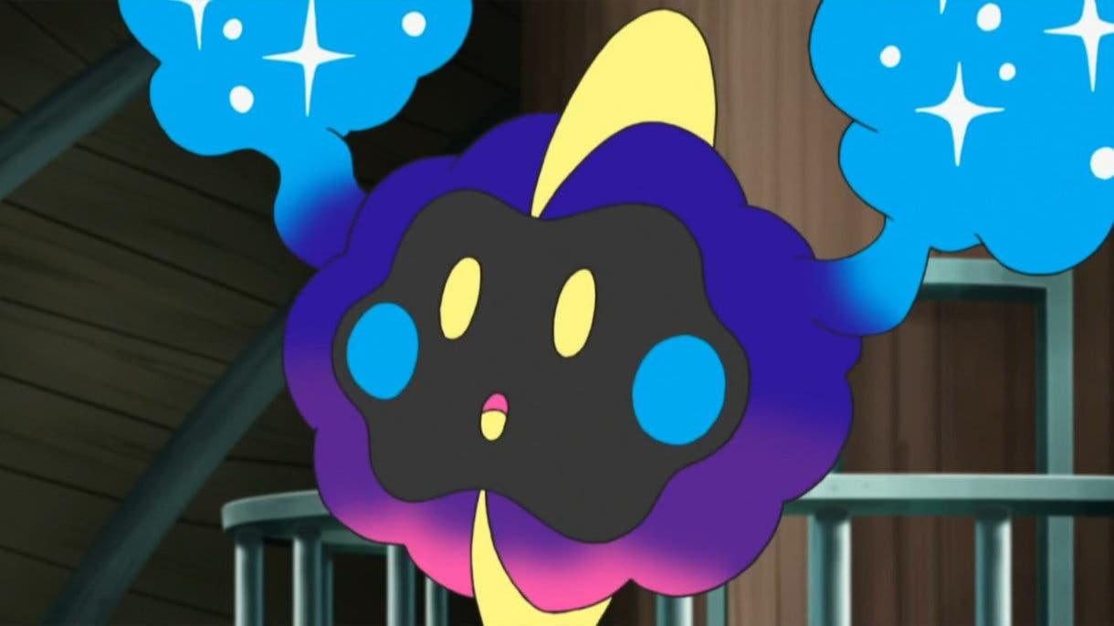 anime de Pokemon Nebulilla