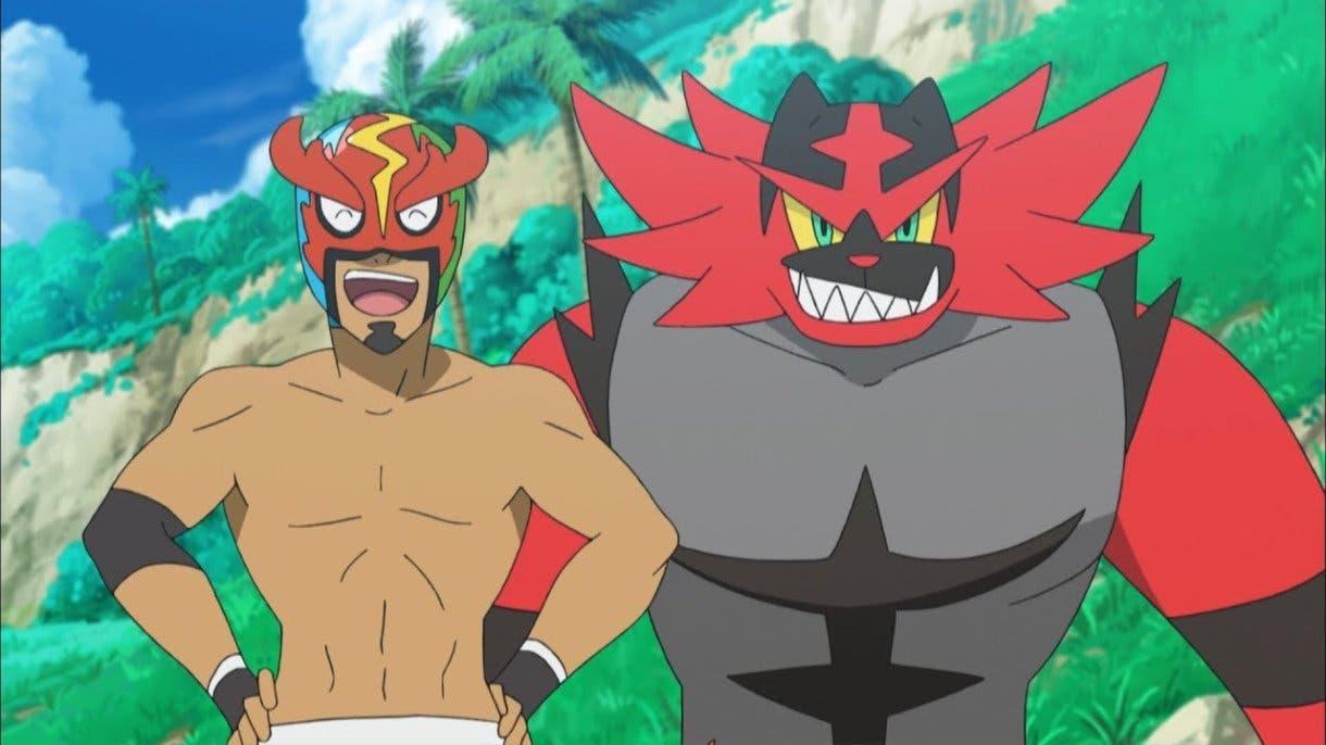 anime de Pokemon Royale el enmascarado