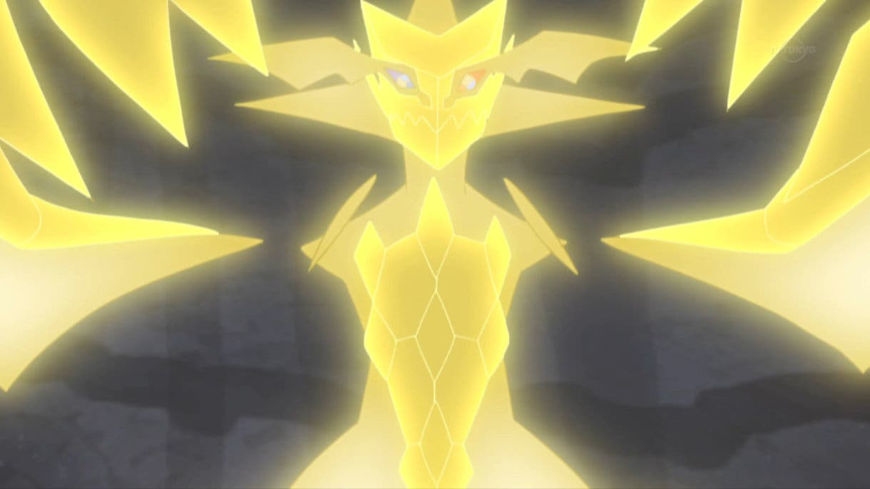 anime de Pokemon Ultra Necrozma
