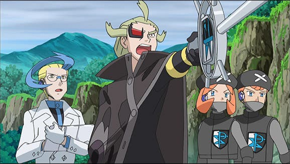 anime de pokemon equipo plasma