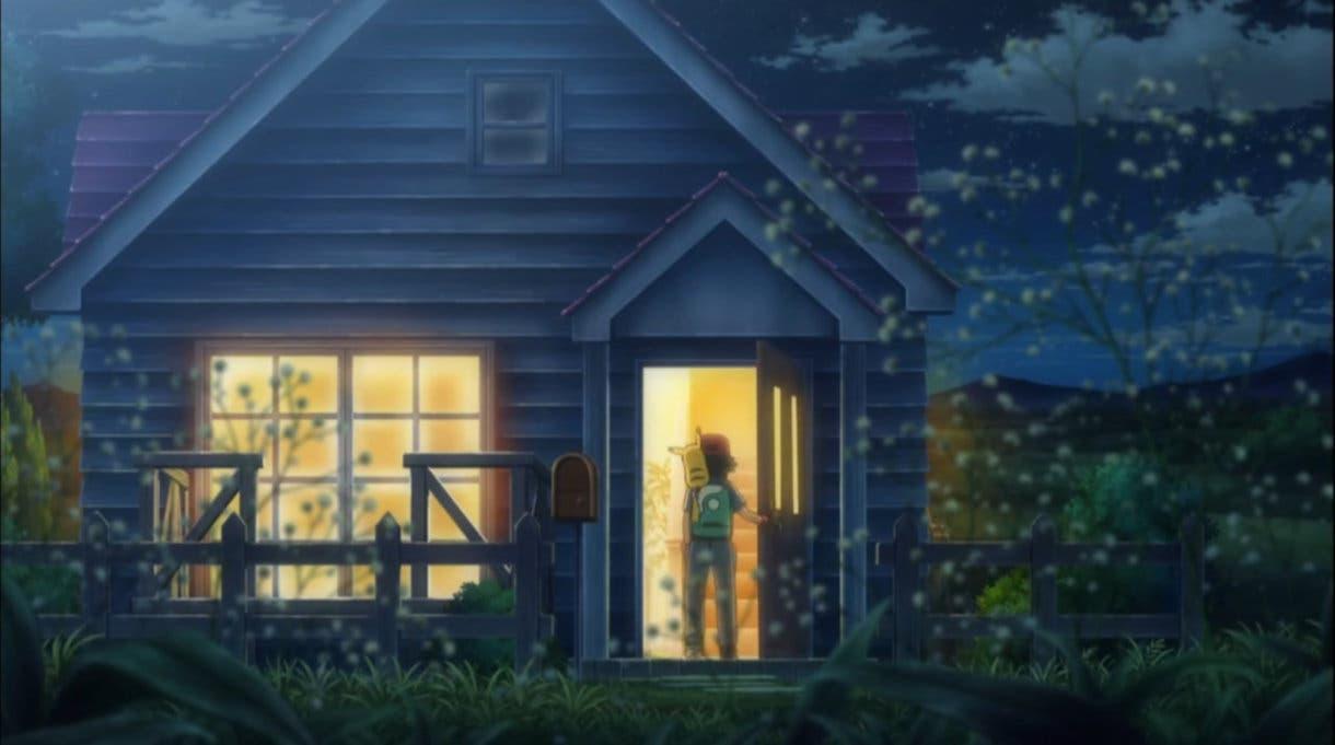 anime de Pokemon fin viaje Kalos