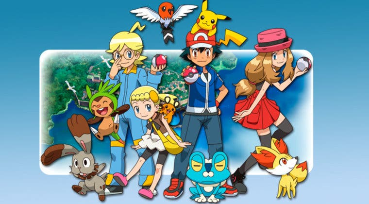 Imagen de Resumen del anime de Pokémon: Aventuras en Kalos