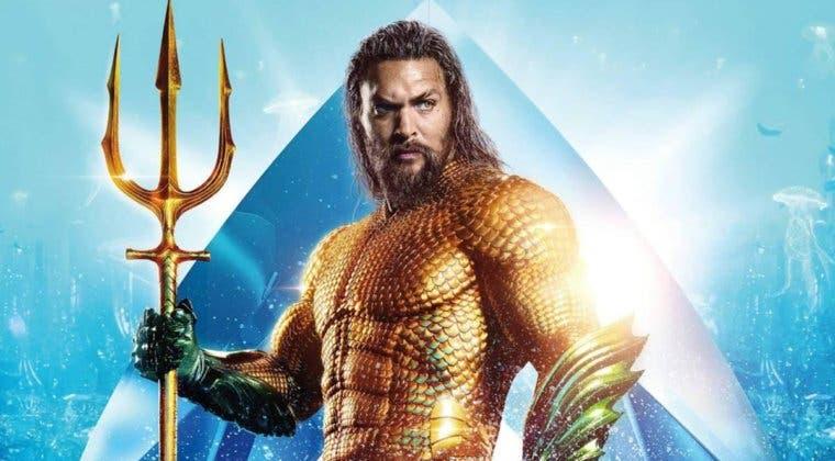 Imagen de Jason Momoa alegra a un joven fan de Aquaman con cáncer con esta emocionante llamada