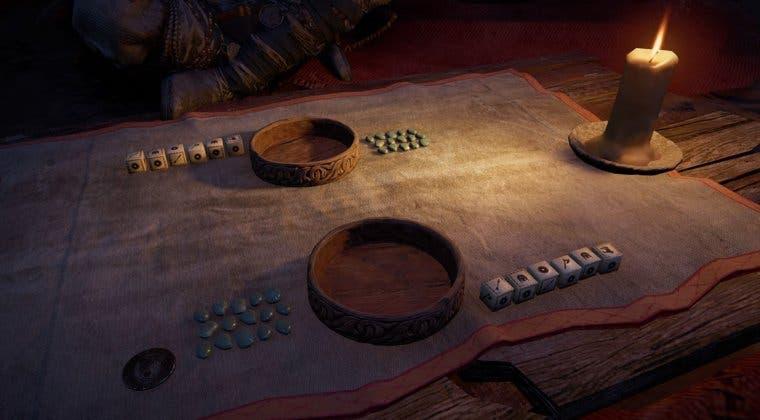 Imagen de Orlog, el popular minijuego de Assassin's Creed Valhalla, tendrá juego de mesa oficial