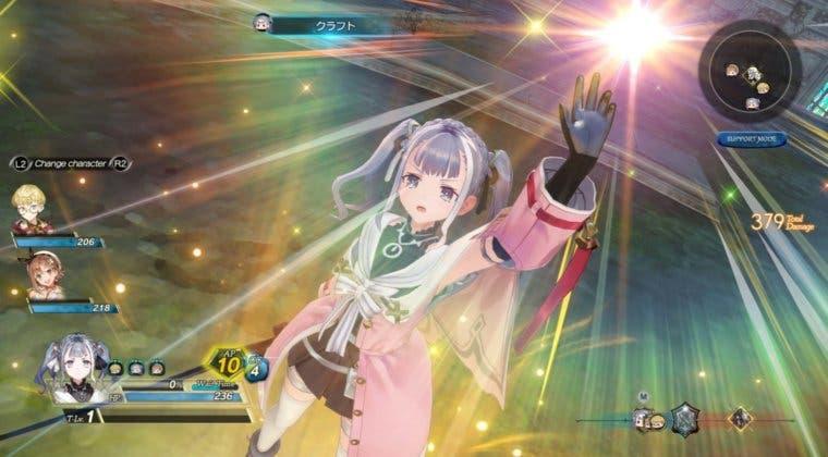 Imagen de Atelier Ryza 2: Lost Legends & the Secret Fairy presenta su sistema de combate en vídeo