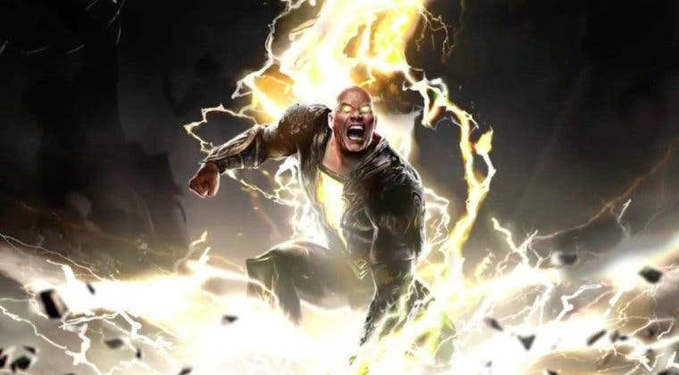 Imagen de Black Adam: se une al reparto este actor que ya interpretó a Dwayne Johnson en Young Rock