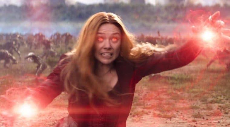 Imagen de Bruja Escarlata y Visión explicará por qué Wanda es tan poderosa