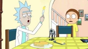 Imagen de Rick y Morty: ya puedes tener un robot para la mantequilla como el de la serie