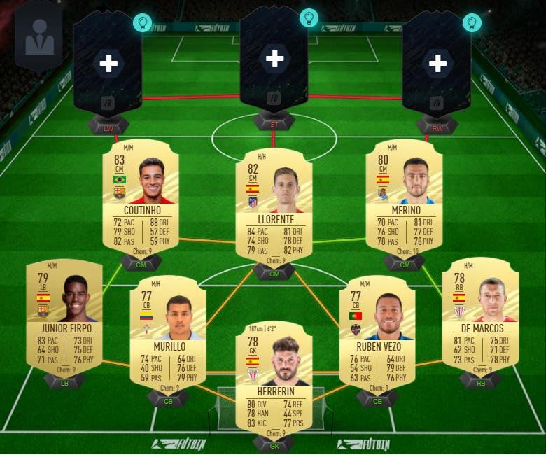 FIFA 21 Ultimate Team Guía Rodrygo Record Breaker