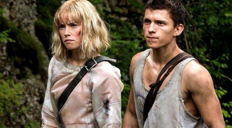 Imagen de Primer avance de Chaos Walking, la nueva película de Tom Holland y Daisy Ridley