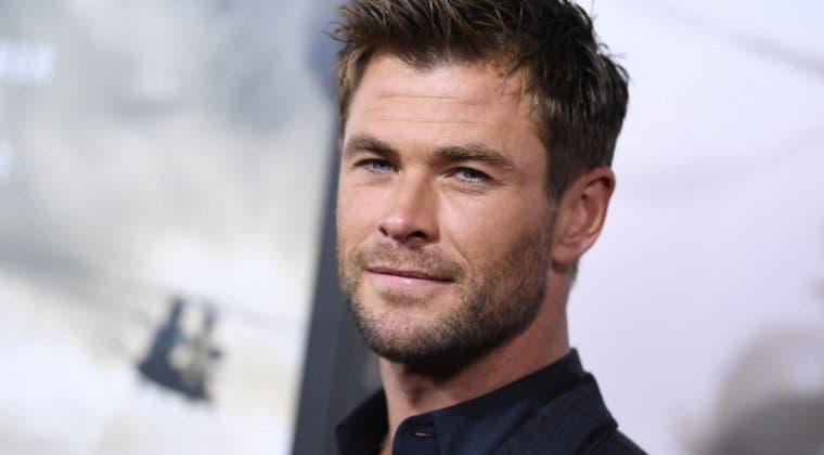 Imagen de Así es el duro entrenamiento físico de Chris Hemsworth para Thor: Love and Thunder