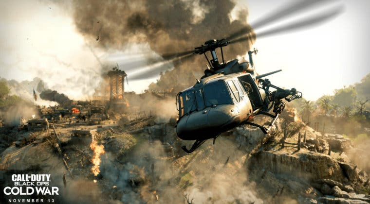 """Imagen de Un extraño bug de Black Ops Cold War resalta a los enemigos como si tuvieras """"visión térmica"""""""
