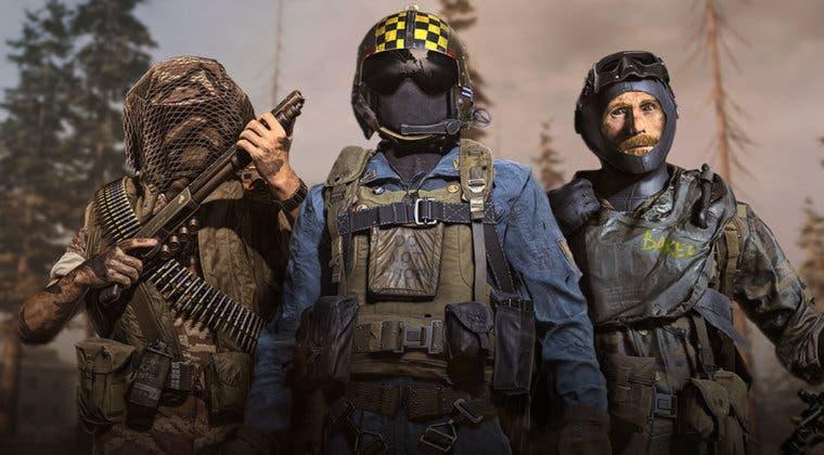 Imagen de Los operadores de Call of Duty: Black Ops Cold War se desnudan a causa de un bug