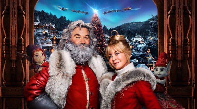 Imagen de Crónicas de Navidad 2 ya está disponible en Netflix