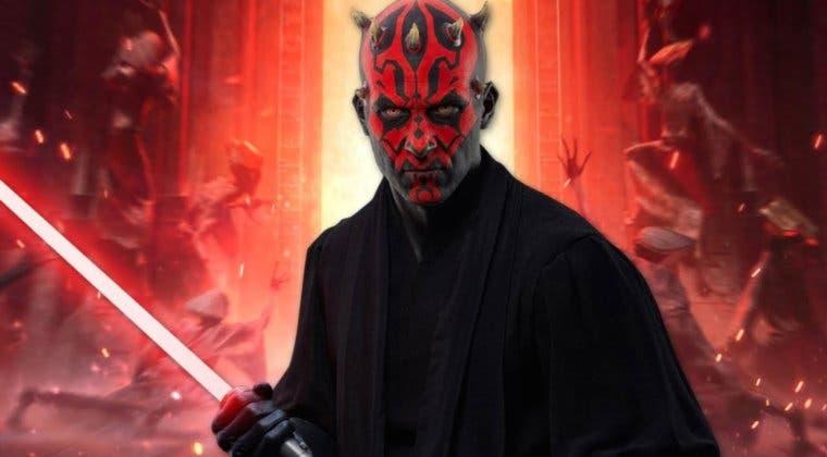Imagen de Star Wars: George Lucas pretendía que Darth Maul fuese el villano de la última trilogía