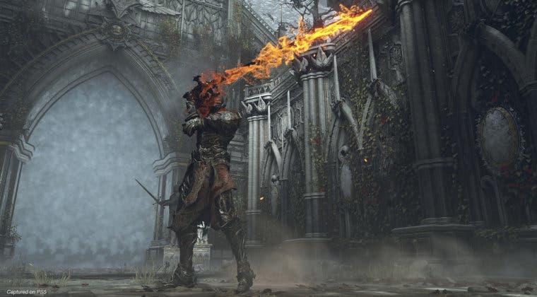 Imagen de Demon's Souls se muestra de nuevo con su tráiler de lanzamiento