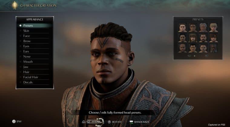 Imagen de Demon's Souls: Primeros detalles del modo foto y del mejorado editor de personajes