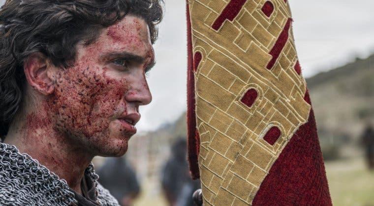 Imagen de El Cid: Jaime Lorente está listo para la batalla en el teaser de la temporada 2