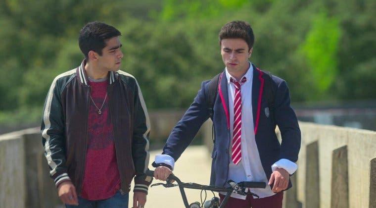 Imagen de Élite: Samuel y Omar no estarán en la posible temporada 5