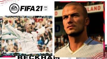 Imagen de FIFA 21: ya conocemos las tres versiones Icono de David Beckham (incluyendo medias y stats generales)