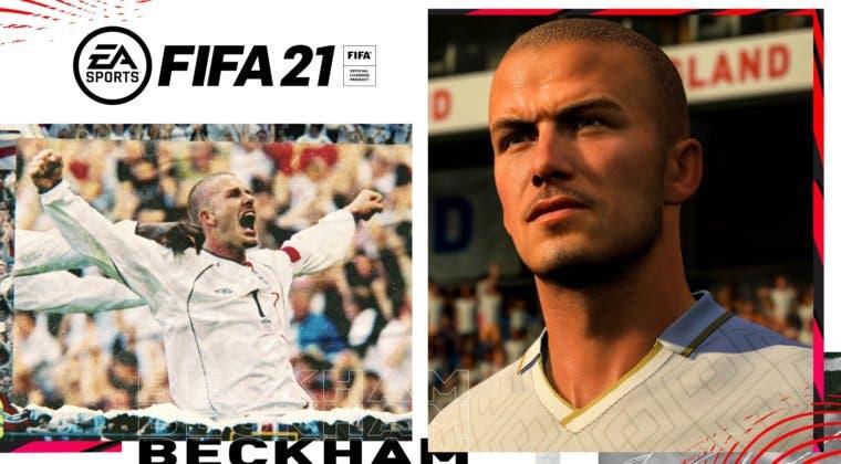 Imagen de FIFA 21: consigue una versión gratuita de David Beckham para Ultimate Team y Volta (no es cedido)