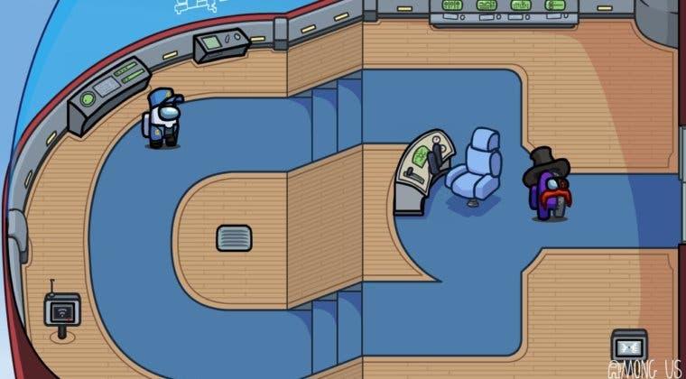 Imagen de El próximo mapa de Among Us será mostrado durante The Game Awards