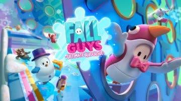Imagen de Fall Guys: Winter Knockout es el título oficial de la tercera temporada, que deja los primeros detalles