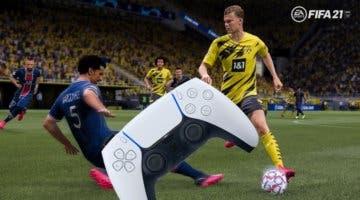 Imagen de Así aprovechará FIFA 21 las funciones del DualSense de PS5