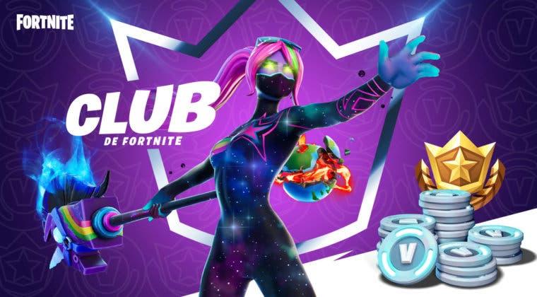 Imagen de Club de Fortnite: fecha de lanzamiento, precio y contenido de la nueva suscripción de Fortnite