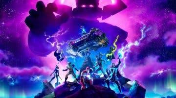 Imagen de Fortnite: Así es el gigantesco tamaño que tendría Galactus en el evento final de la Temporada 4