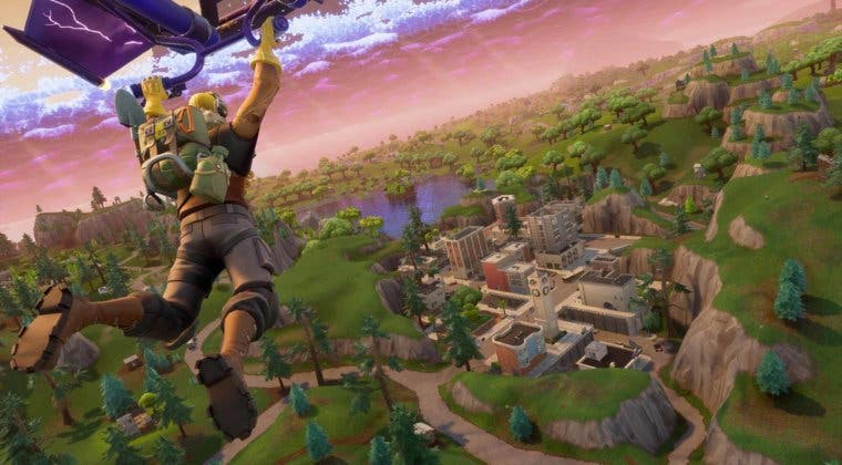 Imagen de Fortnite habría filtrado el ansiado regreso del antiguo mapa para la nueva Temporada 5