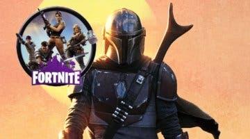 Imagen de Fortnite: así es el increíble diseño de la skin de The Mandalorian hecho por un fan