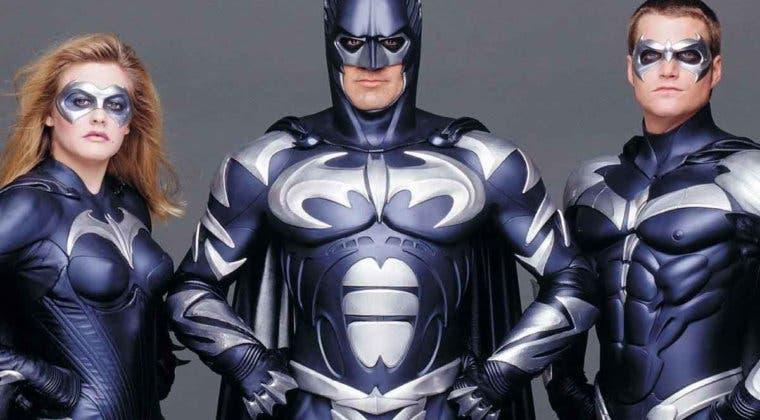 Imagen de The Flash: George Clooney explica si retomará a su Batman en la película